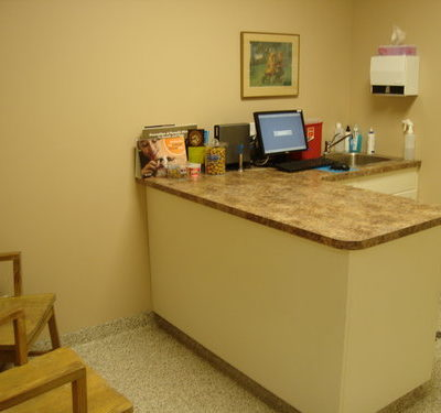 Exam Room - Nanton Alberta